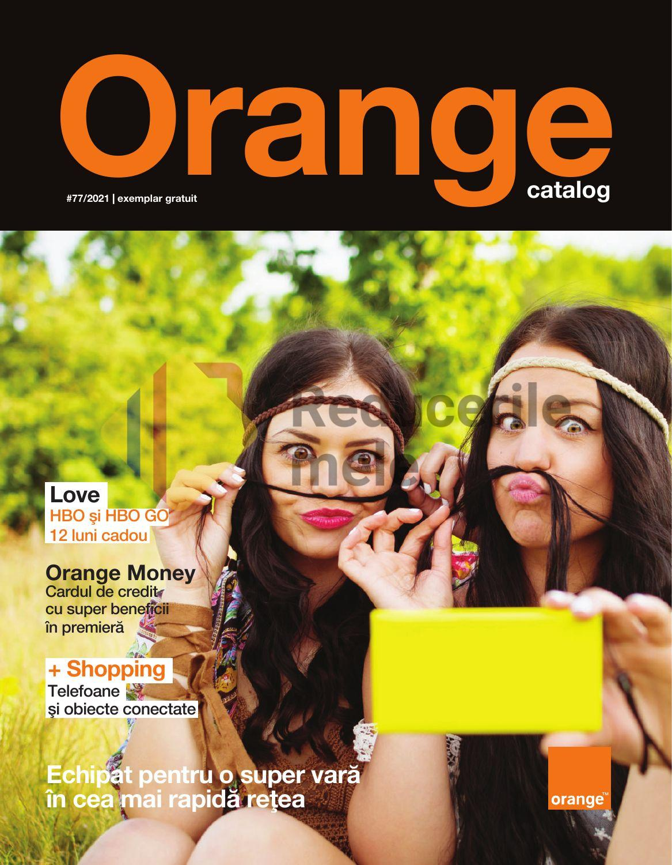 Catalog de oferte Orange - Pagina 1